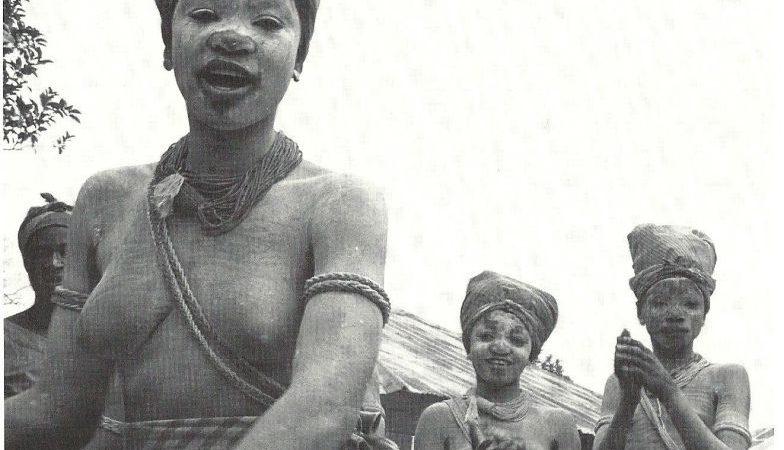 Bondo/Sande initiation in Sierra Leone