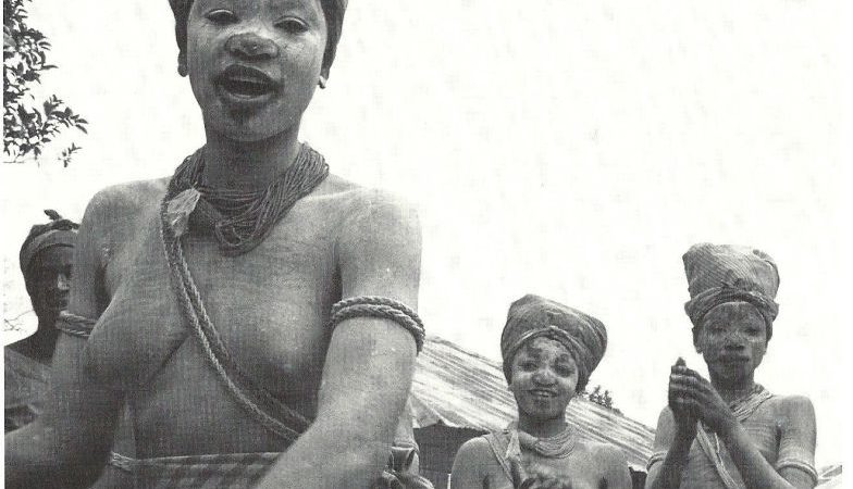 Bondo/Sande initiation in Sierra Leone